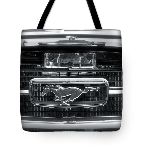 Mustang Tote Bag by Gwyn Newcombe