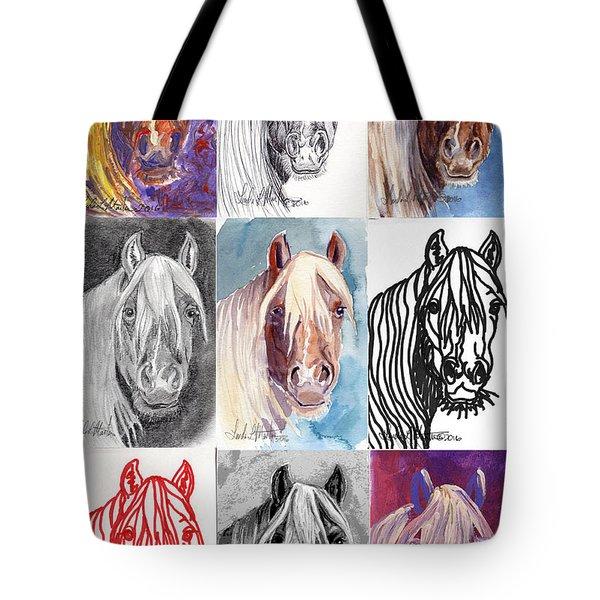 Mustang Mare 1154 Tote Bag