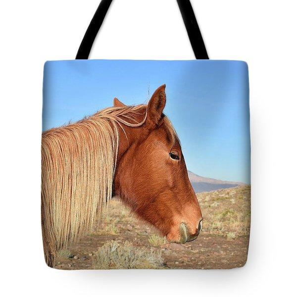 Mustang Mare Tote Bag