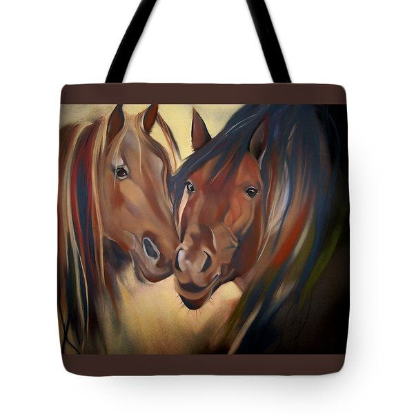 Mustangs Tote Bag