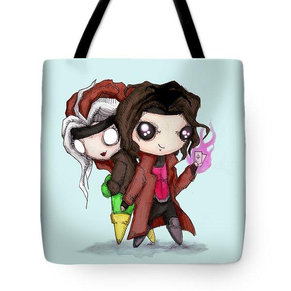 Mutant Love Tote Bag