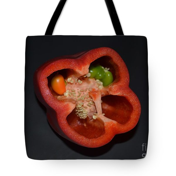 Mutant Pepper Tote Bag