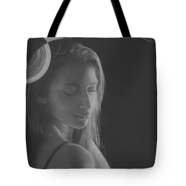 Muted Shadow No. 3 Tote Bag