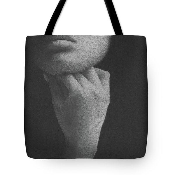 Muted Shadow No. 2 Tote Bag