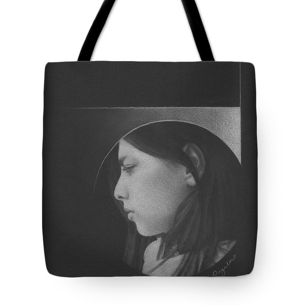 Muted Shadow No. 1 Tote Bag