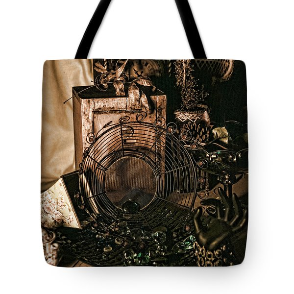 Muted Still Tote Bag