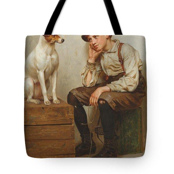 Mutual Admiration Tote Bag