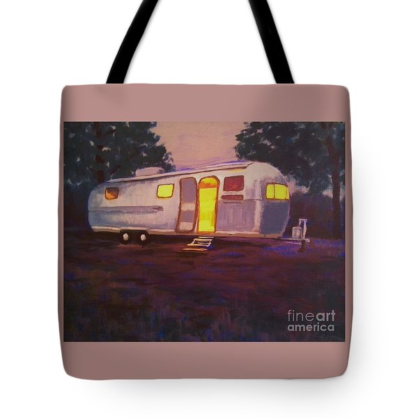 My Airstream Dream II Tote Bag