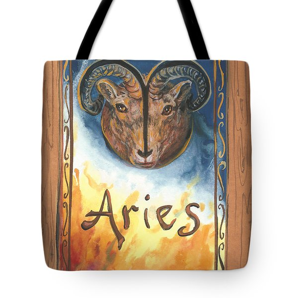 My Aries Tote Bag