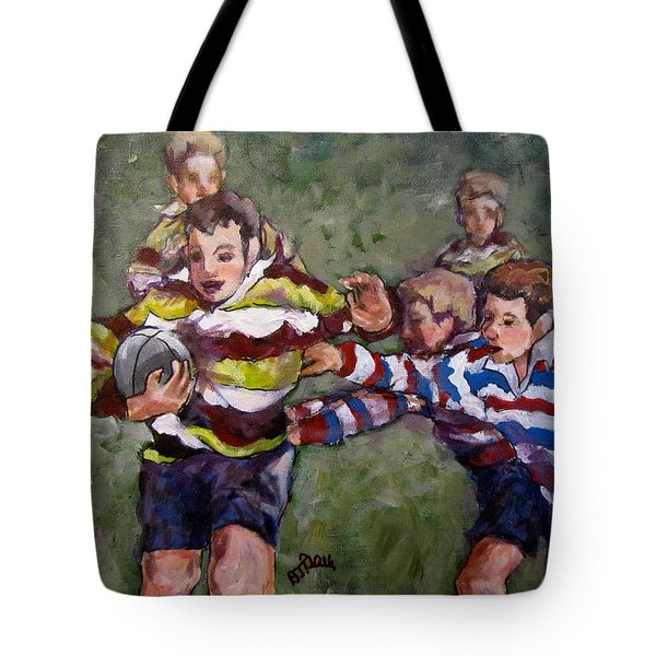 My Ball Tote Bag