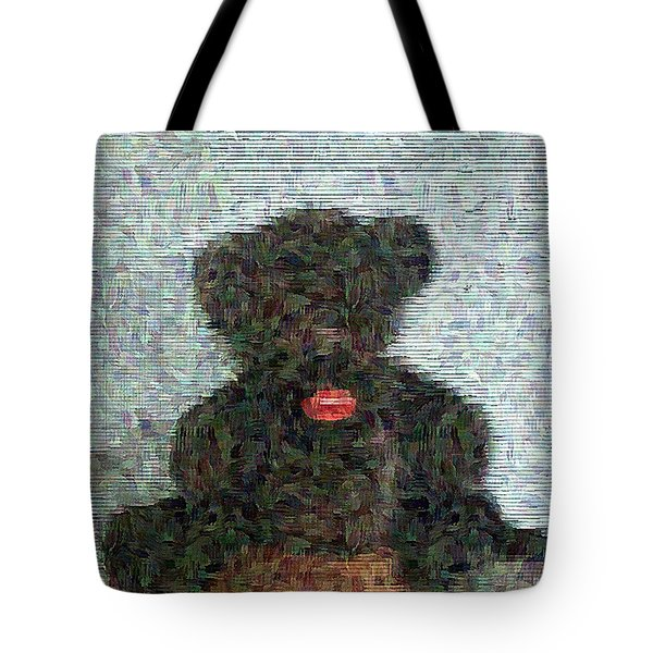 My Bear Tote Bag