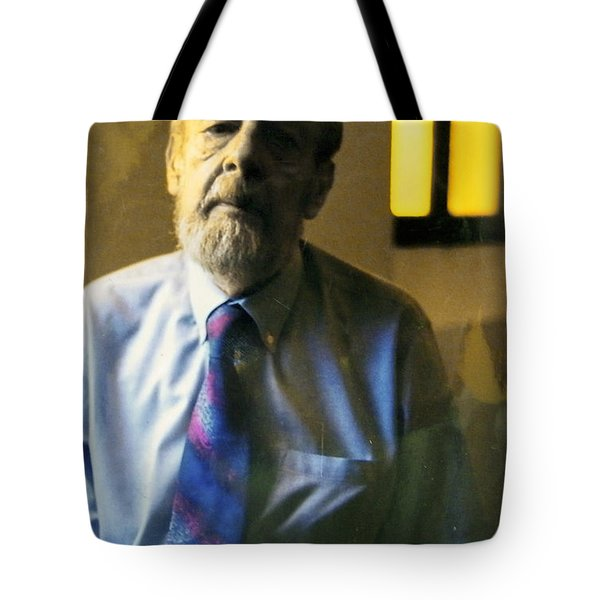 Tote Bag featuring the photograph My Beautiful Friend by Lenore Senior