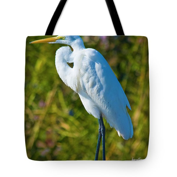 My Better Side Tote Bag by Betsy Knapp
