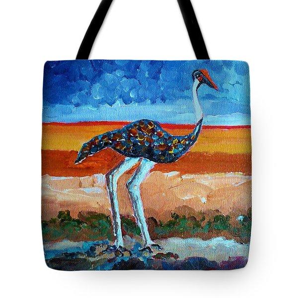 My Bird 2 Tote Bag