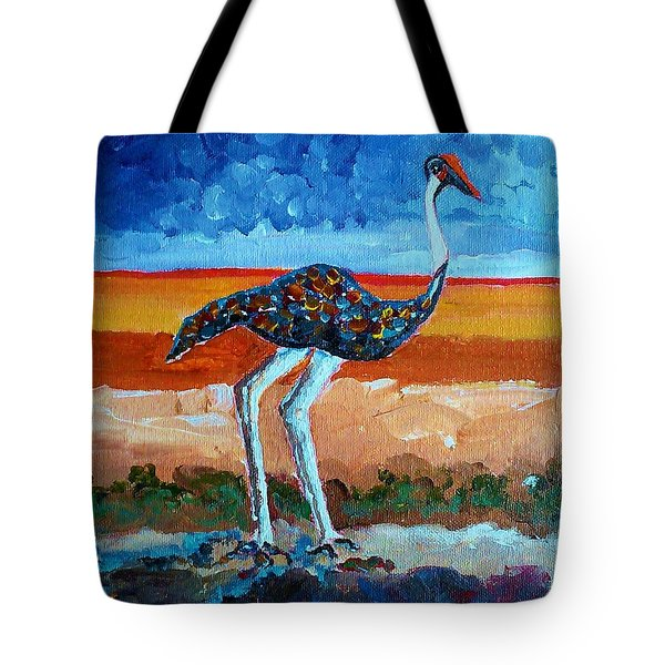 My Bird 2 Tote Bag