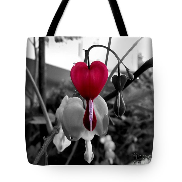 My Bleeding Heart Tote Bag