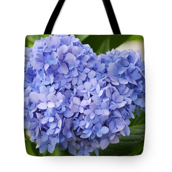 My Blue Heart Tote Bag