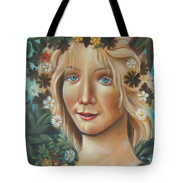 My Botticelli Tote Bag