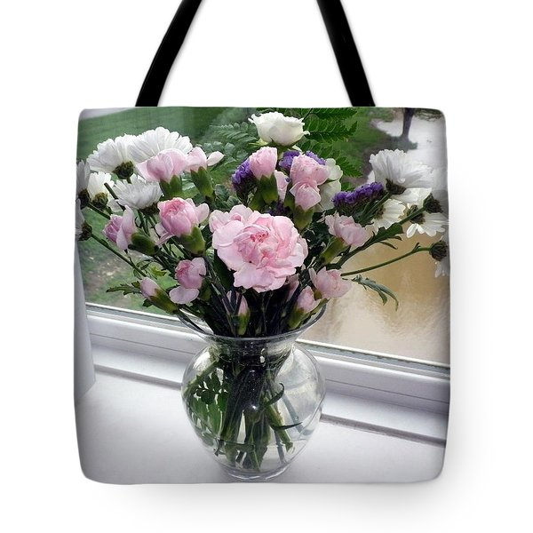 My Bouquet Tote Bag