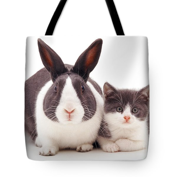 My Brother From Another Mother Tote Bag