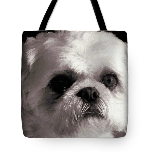 My Bubba - Painting Tote Bag