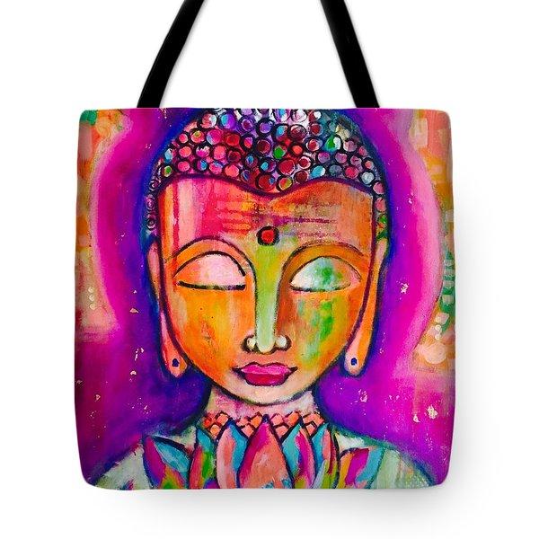 My Buddha  Tote Bag