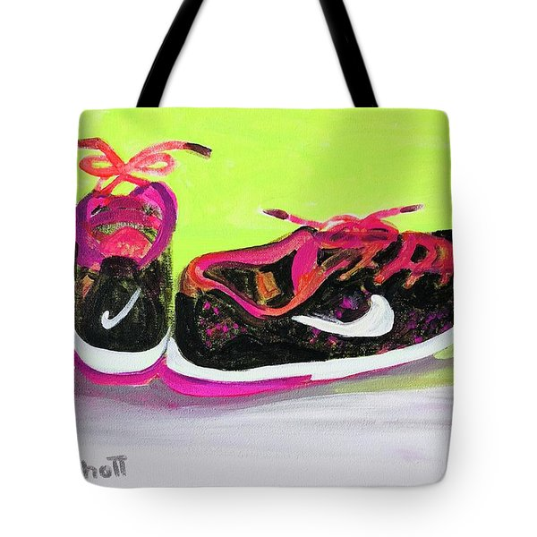 My Comfy Shoes Tote Bag
