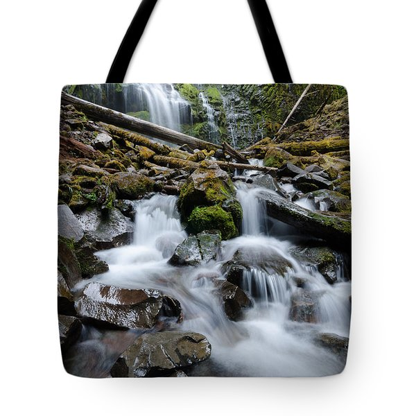 My Cup Overfloweth Tote Bag