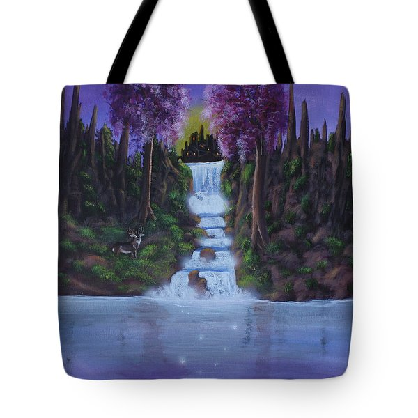 My Deerest Kingdom Tote Bag