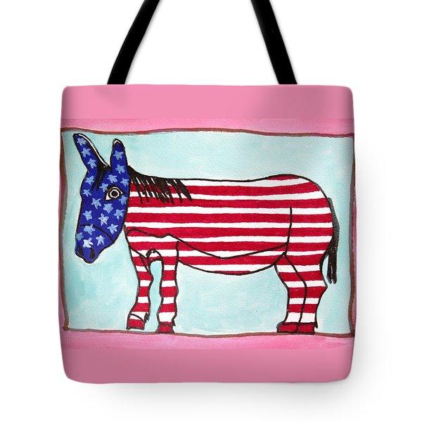 My Donkey Tote Bag