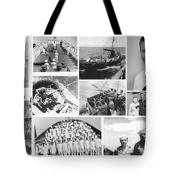 My Father Tote Bag by Karol Livote