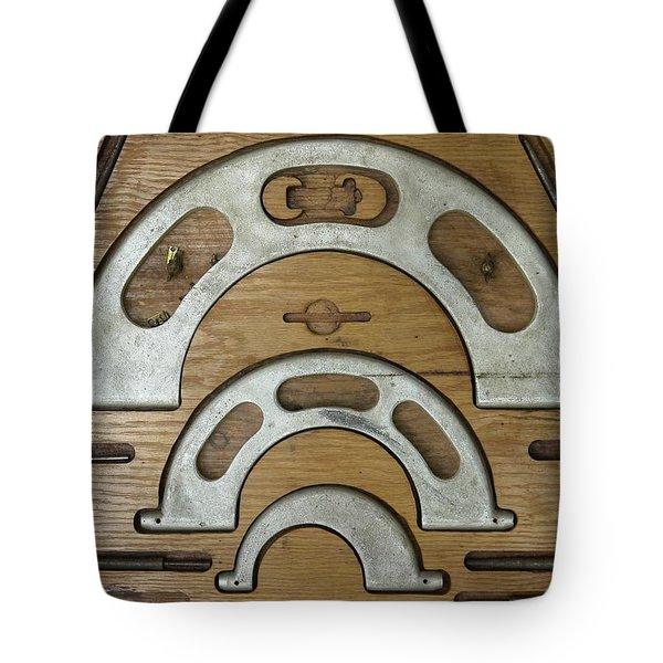 My Fathers Tools Tote Bag