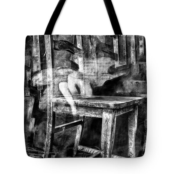 My Favorite Chair 2 Tote Bag