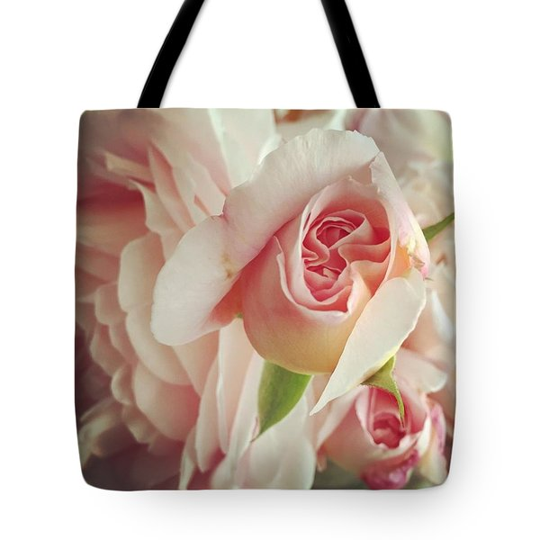 Abraham Darby Tote Bag