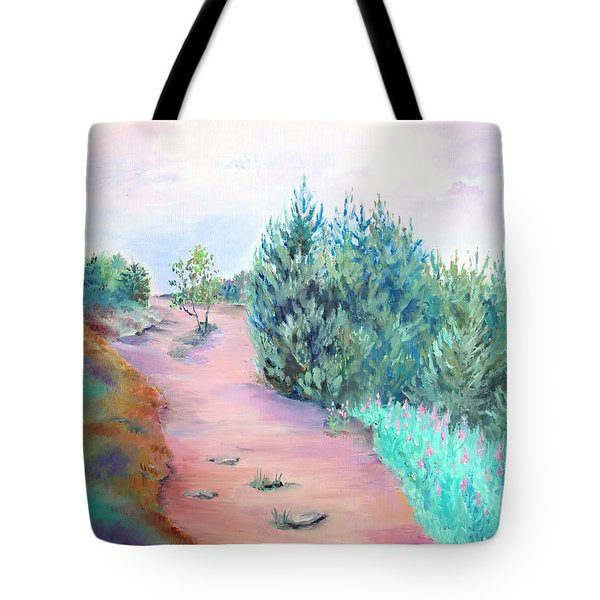 My Favourite Place II Tote Bag