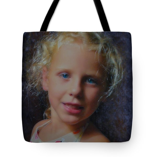 Tote Bag featuring the photograph My February Gift by Kate Word