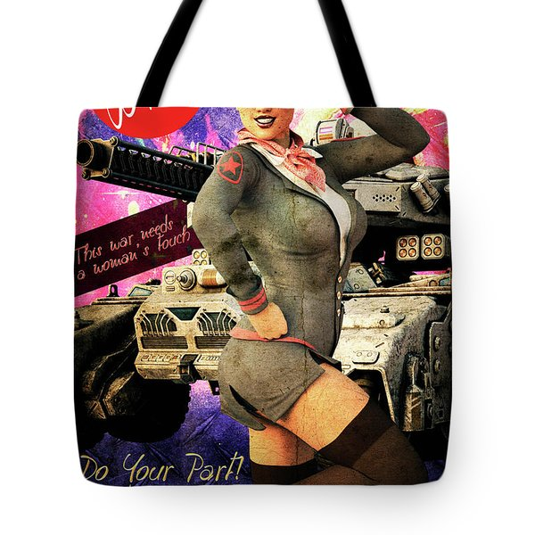 My Fight Too Tote Bag