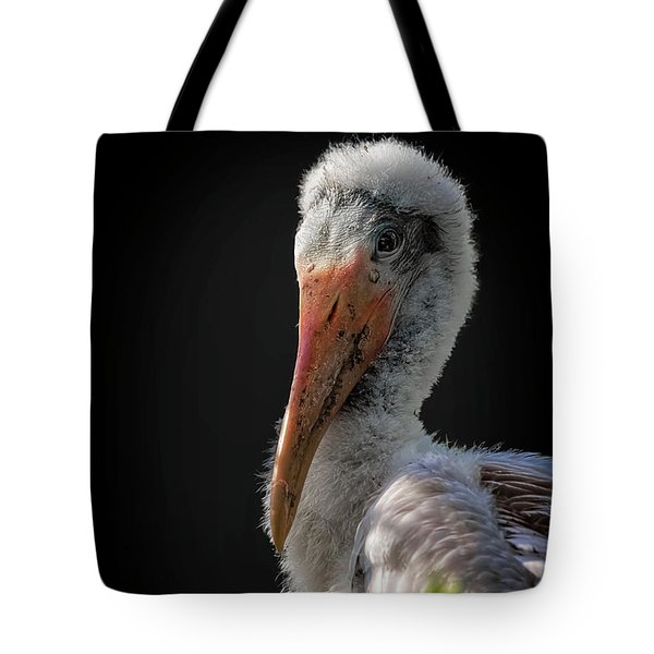 My First Sitting Tote Bag
