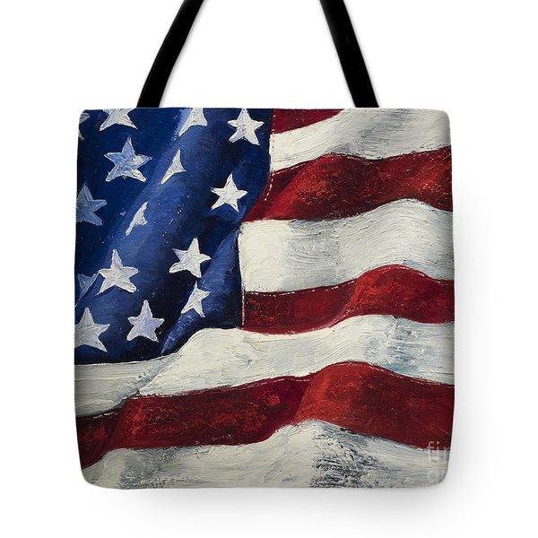 My Flag Tote Bag