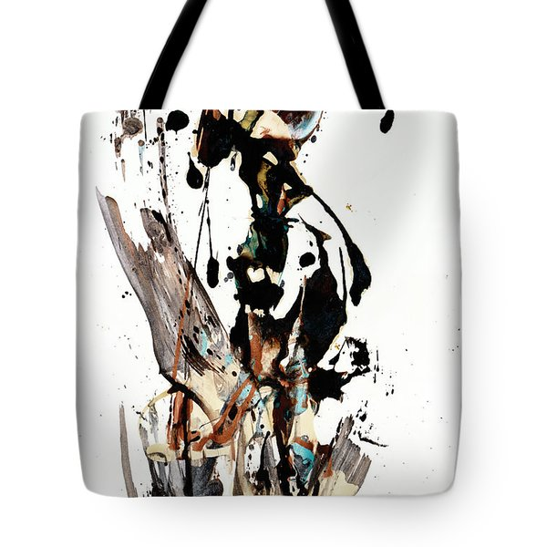 My Form Of Jazz Series 10062.102909 Tote Bag