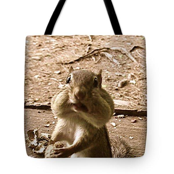 My Friend Mumpy  Tote Bag
