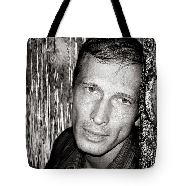 My Friend Vladimir Tote Bag