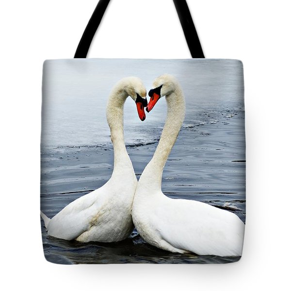 My Funny Valentine Tote Bag by Joe Faherty