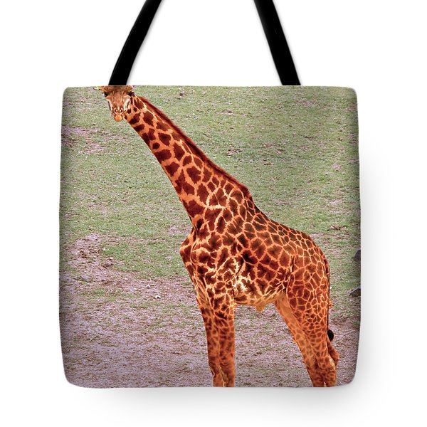 My Giraffe Tote Bag