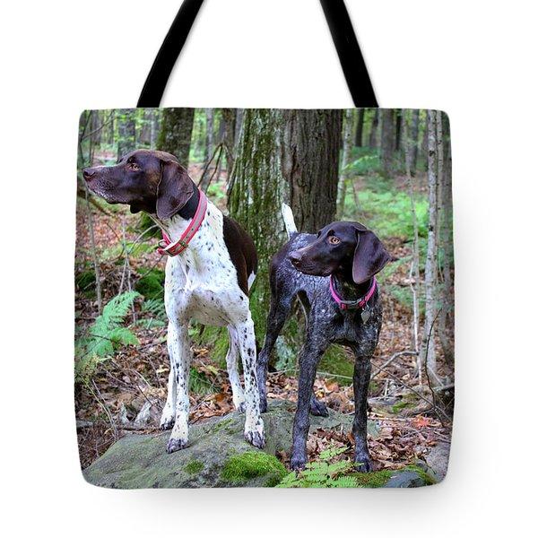 My Girls Tote Bag