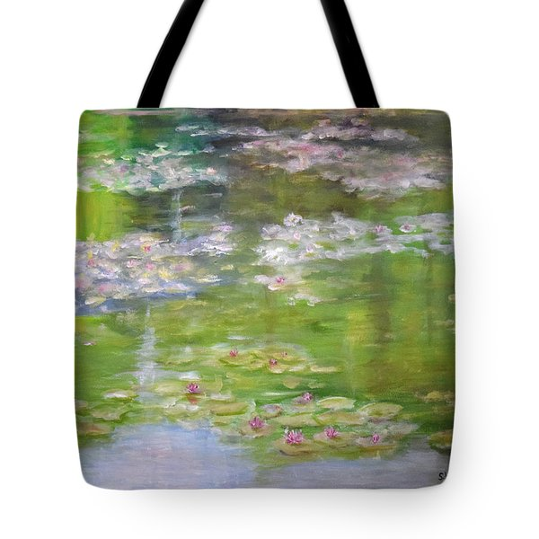My Giverny Tote Bag