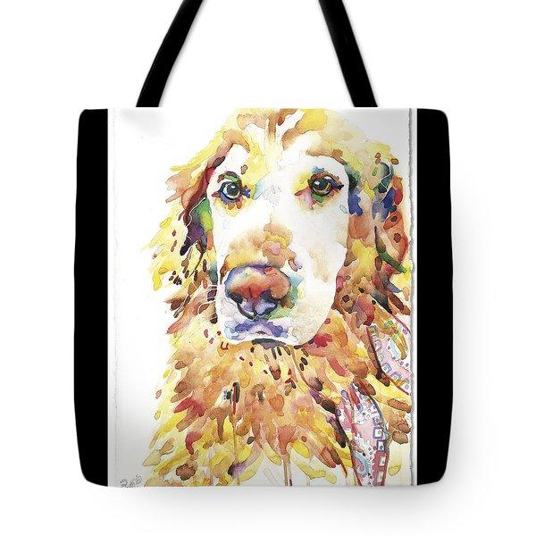 My Golden Retriever Tote Bag