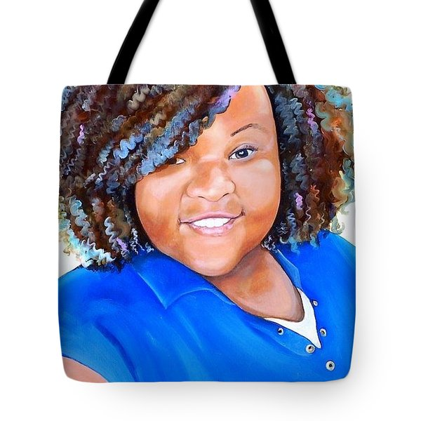 My Goodness  Selfie Tote Bag