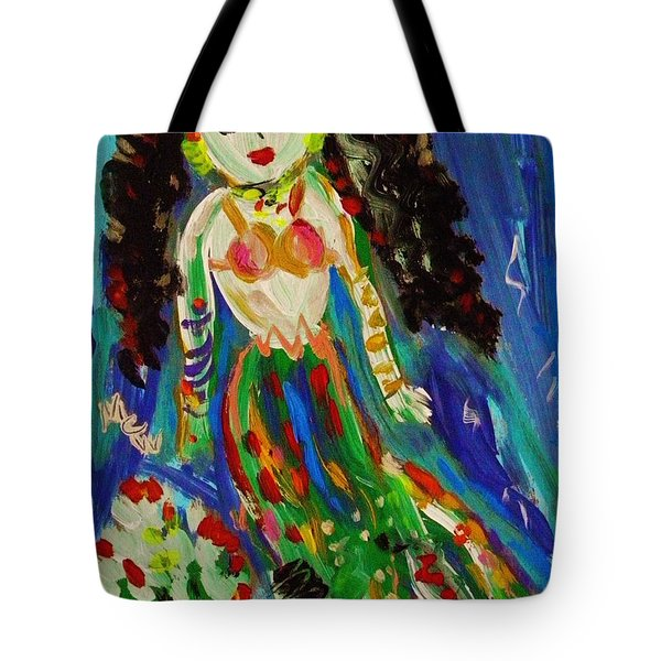 My Gypsy Mermaid Tote Bag