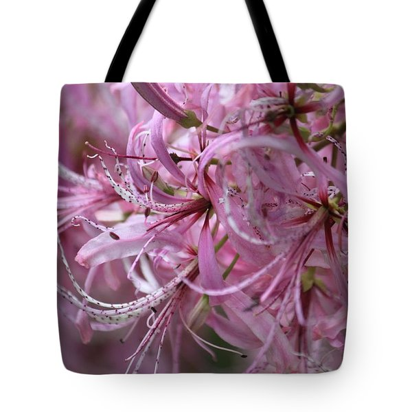 My Heart Is Pink Tote Bag